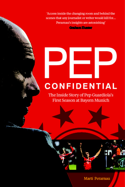 Pep Confidential cover