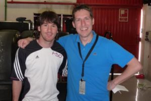 mitten and messi