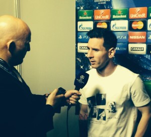GH and Messi